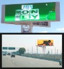 New technology Full color led video billboard for outdoor advertising industry