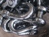 M2 black painted anchor end shackle
