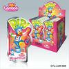 LANTOS Brand 12.8G Whistle Bubble Gum