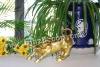 brass bull statue artware