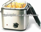 stainless steel multifunction frying machine