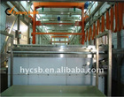 Automatic Long type electroplating production line