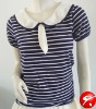 New arrival top fashion girls t shirt