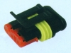 Auto waterproof Connector DJ7031-1.5-21