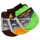 Coral fleece Car wash mitt 20*27cm
