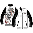 Men's polyester 2012 digital print jacket