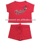 Cotton short sleeve + short pants pajama set