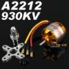 RC Brushless Motor 2212-15 930KV Multicopter