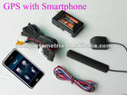 Android CAR GPS tracking system