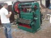 Metal sheet punching machine