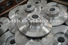 Hub forging, wheel forging(Forging blank+finish machining)