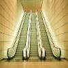 SANYO 4200mm travel height escalator