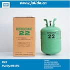 Air conditioner R22 Refrigeration Gas for sale