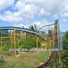 Thrilling Outdoor Playground Equipment Roller Coaster