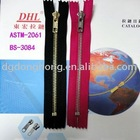 Metal Gold Zip for bag and fashion