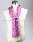 fashion silk scarf shawl