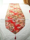 The Chinese elements table runner/table cloth