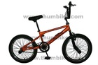 20 inch BMX freestyle bicycle