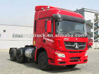 North Benz 6*4 truck tractor