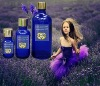 All natural herbal lavender massage oil relaxing oil