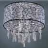 Elegant Crystal Chandelier with 10 Lights