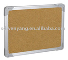 CB-95 aluminum framed cork board