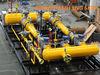 Mobile LNG Pressure regulator station