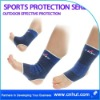 New FeiMoShi 1 pc ATHLETICS ANKLE SUPPORT Blue SLEEVE Brace Sport Protector