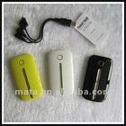 Fashionable Portable Power bank for smart phone iPad and iPhone 4/4S 100% brand new