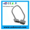 For Apple iPad 30 PIN Extender Dock Cord Extension Cable