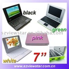 "7"" laptop computer factory wholesale price"