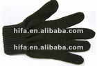 Military Olive army green wool gloves