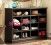 shoe rack modern living room furniture fuzhou wood furniture manufacturer PU cover Melamine cover