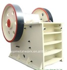 big broken production stone jaw crusher