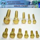C3604 brass bolt