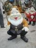 FRP cartoon statue