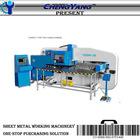 CNC Turret Type Punching Machine
