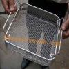 Crimped weave wire mesh/square wire mesh