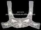 cotton embroidery lace motif