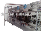 DN-D323 fully-atuo panty liner production line