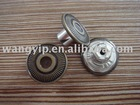 17mm universal round Jeans Button