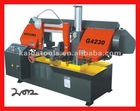 SINAIDA Brand 300*600mm steel band saw cutting machine