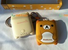 2800mAh mini Rilakkuma external battery charger portable charger for iphone samsung HTC Sony Micro Mini USB