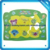Magnetic jigsaw puzzle for children
