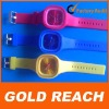 2012 Hot Sales Silicone Jelly Watch