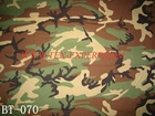 100%Cotton Military Uniform Camouflage Fabric
