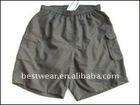 2011 new men black cycling shorts