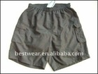 2011 new men black cycling shorts