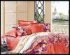 125gsm 100% Polyesrer -Diamond Velvet Bedsheet Set