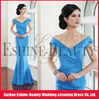 Floor-length mermaid satin pleats V-neckline cap sleeve mother of the bride dresses with sleeves